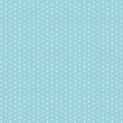 Baby Blue Dot Roll Wrap 2m